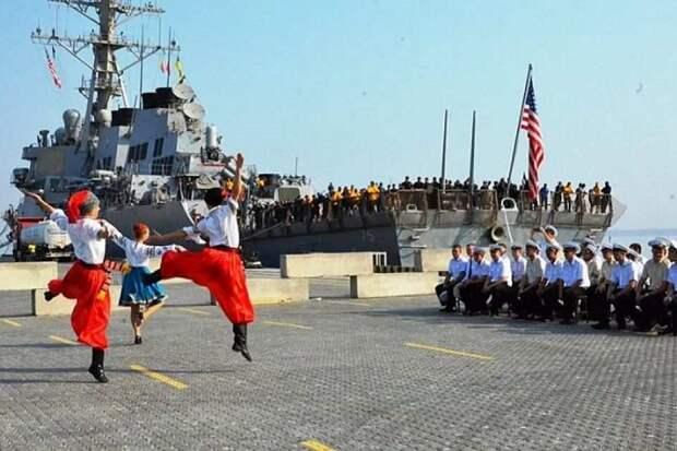 Украинская хитрость срывает военную программу США