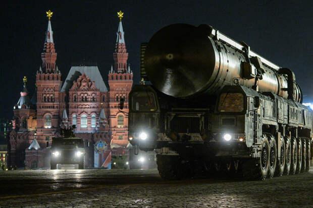 """Создатель """"Ярсов"""" назвал потенциал ядерных сил России избыточным"""