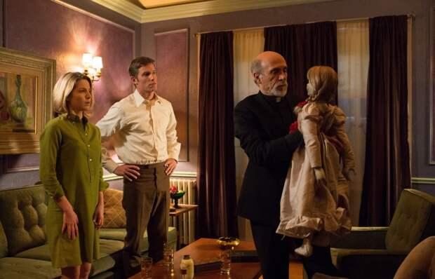 «Проклятие Аннабель»: Страшная страшная страшная кукла