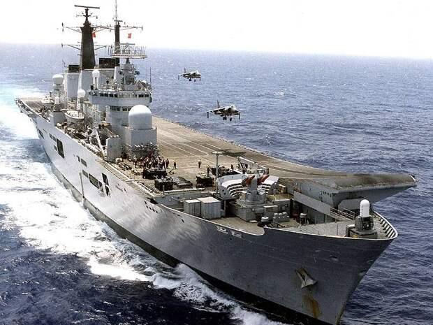 Разбор критических комментариев к статье «Концепция авианесущего крейсера»