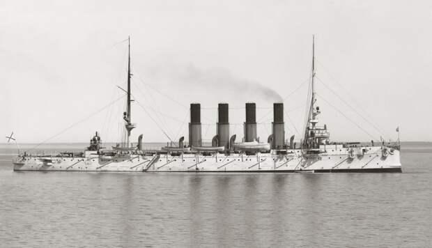 «Врагу не сдается наш гордый Варяг»: 117 лет со дня подвига крейсера в Чемульпо