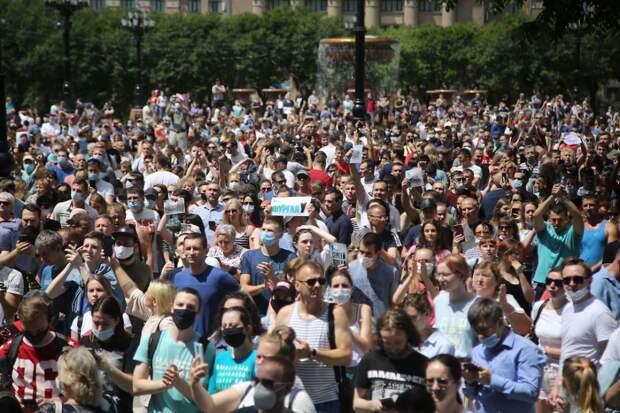 5 фактов о митингах в поддержку Сергея Фургала, которые прошли в Хабаровском крае