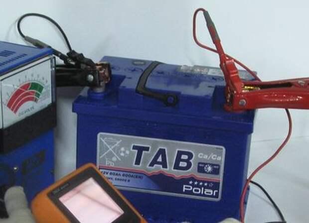 Аккумуляторы TAB: подводим итоги участия в сравнительном тесте