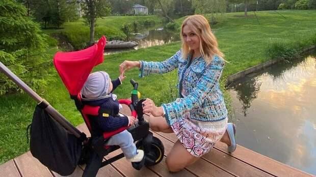 Гном Гномыч 2.0: Рудковская завела 11-месячному сыну Instagram