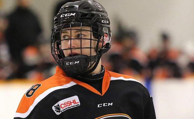 15-летний канадский вундеркинд может сыграть на ЮЧМ-2021