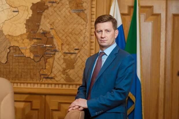 Задержан губернатор Хабаровского края