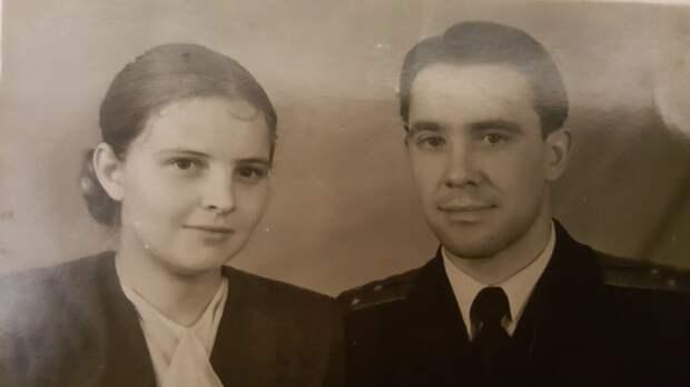 Тамара и Борис в молодости / Фото из личного архива