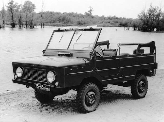 Первый советский переднеприводник автомобиль, броневик, забытое