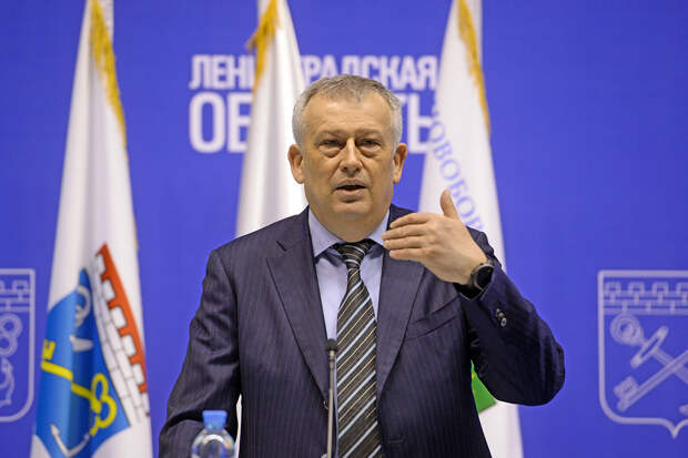 Глава Ленобласти ввёл из-за радиации режим повышенной готовности в Кузьмолово