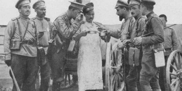Чем кормили армию в Российской Империи