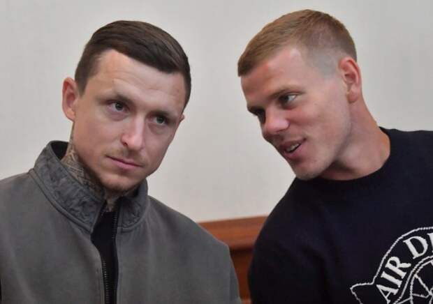 Защита футболистов Кокорина и Мамаева подала кассационную жалобу на приговор