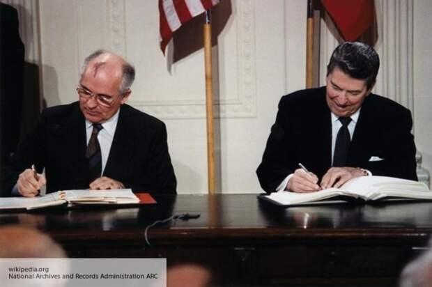 Символ мира на службе агрессии: во что США превратили Договор о РСМД