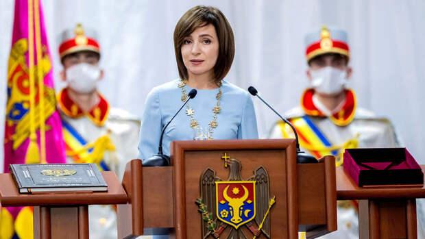 Конституционный суд Молдавии разрешил Санду распустить парламент
