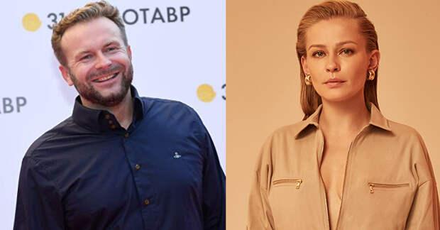 Юлия Пересильд и Клим Шипенко летят снимать кино в космосе