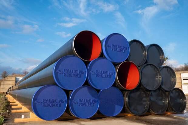 Польша готовит к эксплуатации газопровод «Baltic Pipe»