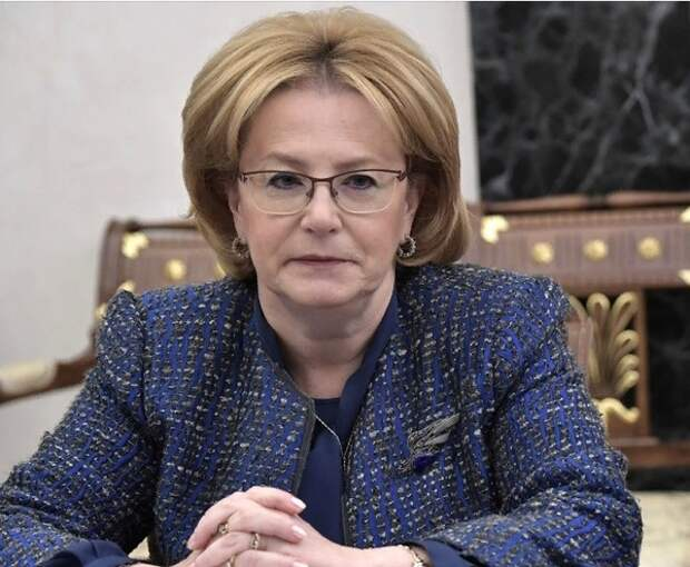 Скворцова: Россия, по сути, уже на плато по коронавирусу