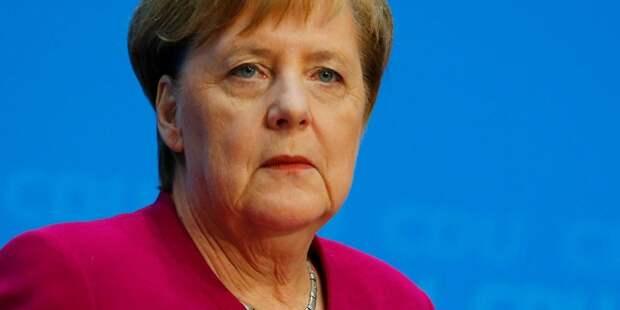 Меркель допросят?