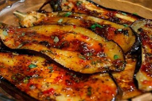 Рецепт лучшей пикантной закуски из баклажанов