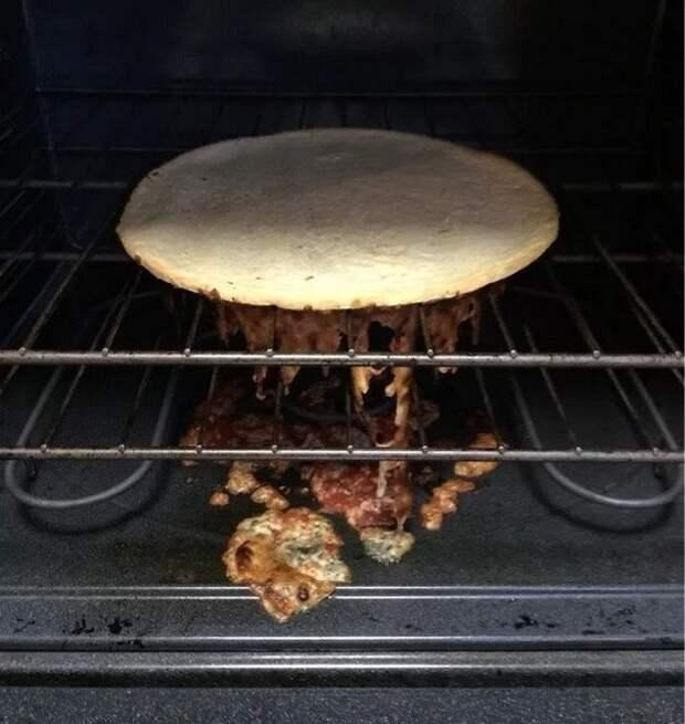 Катастрофа на кухне