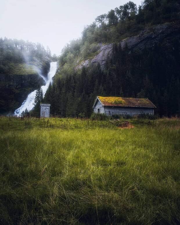 Чудесные мгновения из путешествий Фредрика Штремме