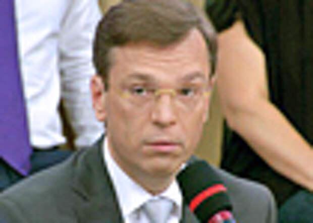 Никита Кричевский, экономист(2016) Фото: 1tv.ru