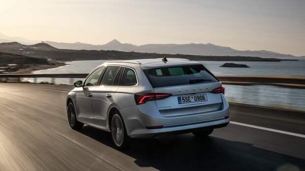 Очередное повышение цен на авто Skoda коснулось России