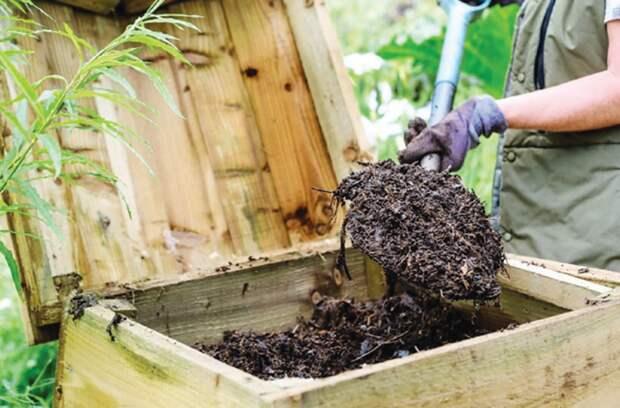 Делаем КОМПОСТ, что не стоит класть в компост