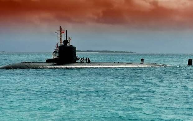 Великобритания и США не могут решить вопрос об утилизации атомных подводных лодок – The National Interest