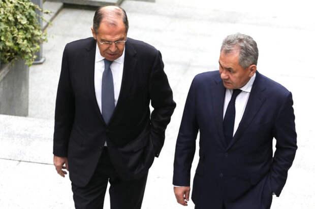 Шойгу, Лавров и Проценко не пойдут в Госдуму