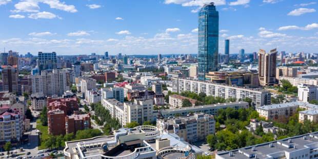 Горячий май: аномальная жара установилась на Урале
