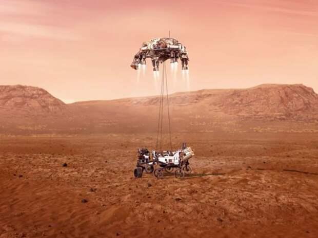 Новости с Марса: вертолет NASA пролетел рекордные 1,6км и сделал новые фото