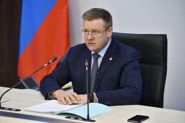 Николаю Любимову доложили о ходе весенних полевых работ