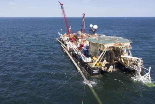 Строить «Северный поток-2» у берегов Германии разрешили до конца мая