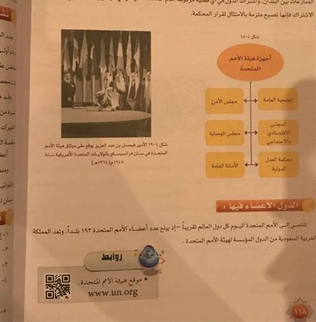 В учебники Саудовской Аравии попало фото короля в компании магистра Йоды из «Звёздных войн» (2 фото)
