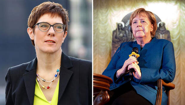 Меркель разочарована в преемнице: канцлер из нее не выйдет