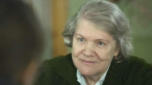«Все в моей жизни связано с Россией»: королеве эпизода Валентине Ананьиной — 88 лет