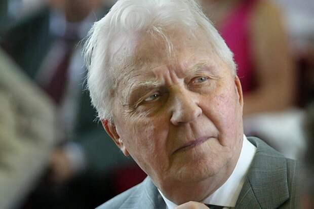 Скончался Егор Лигачев