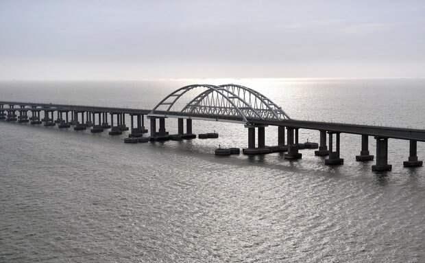 Более 14 млн транспортных средств проехали по Крымскому мосту за три года