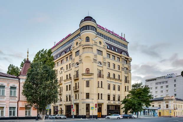 Южное гостеприимство: историческое наследие и современность в отеле «Mercure»