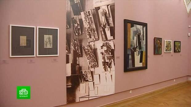 Русский музей показывает творчество одного из любимых учеников Малевича