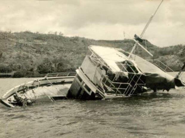 Фото №7 - Призраки океана: 4 загадочные истории исчезновения экипажей кораблей