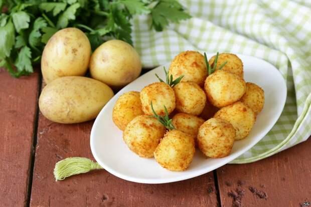 Потрясающие блюда из обычного картофеля. Невероятная подборка!
