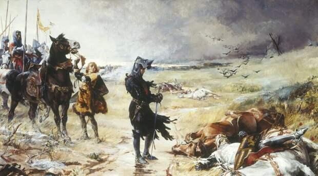 Столетняя война. Битва при Креси