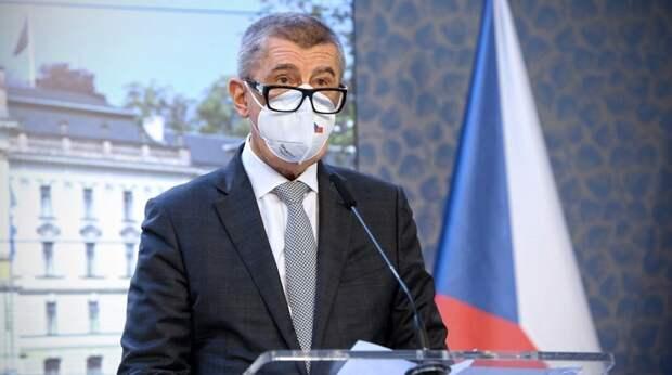 Чешский премьер проинформирует участников саммита ЕС об инциденте во Врбетице