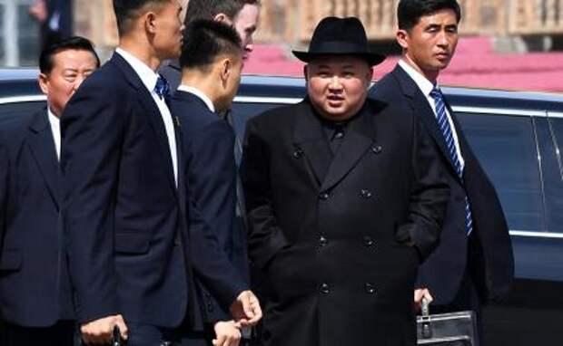 Ким Чен Ын и «северокорейская диктатура» Александра Лукашенко