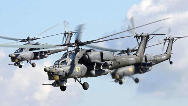 В Канаде назвали российский вертолет, от которого враги в ужасе разбегутся с поля боя