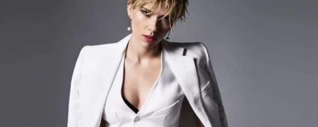 Актриса Скарлетт Йоханссон спродюсирует и сыграет в фильме «Башня ужаса»
