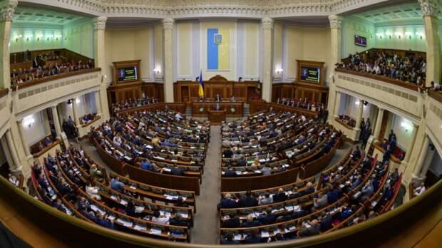 Верховная рада Украины получила представление об увольнении главы минздрава