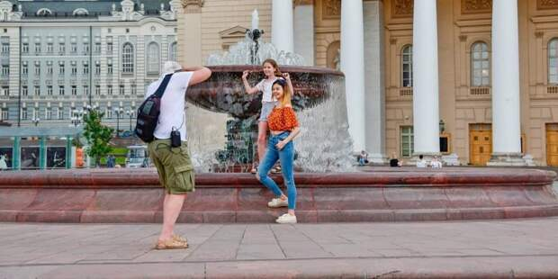Новый портал Москвы объединит всю необходимую информацию для путешественников