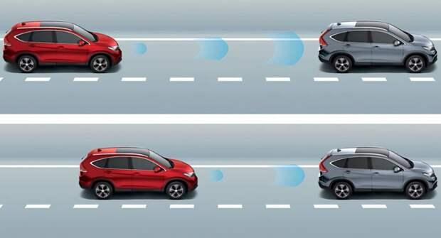 Какой должна быть безопасная дистанция между автомобилями и для чего она нужна?